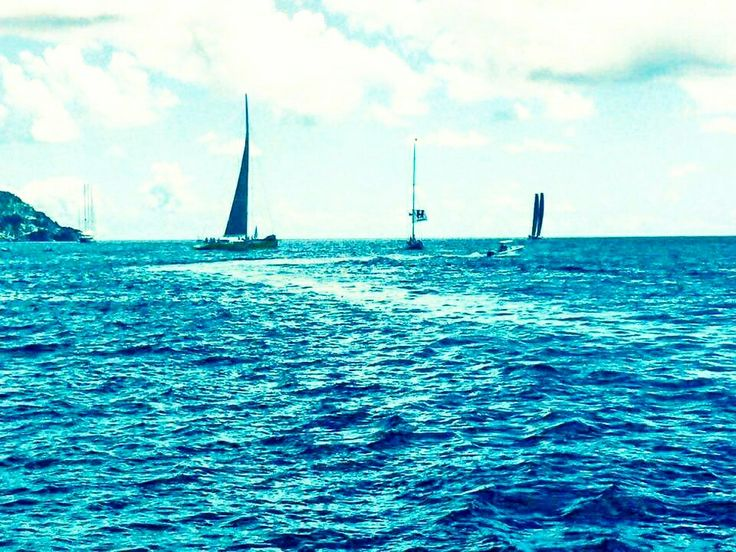 Good luck to all the #Yachts out today for the first day of #racing at the #StBarthsBucketRegatta! www.horizonme.eu