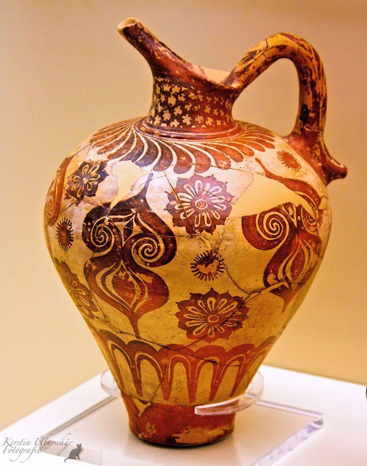 Mycenae / Mykene / Μυκήνες Museum Archäologische Stätte Mykene.