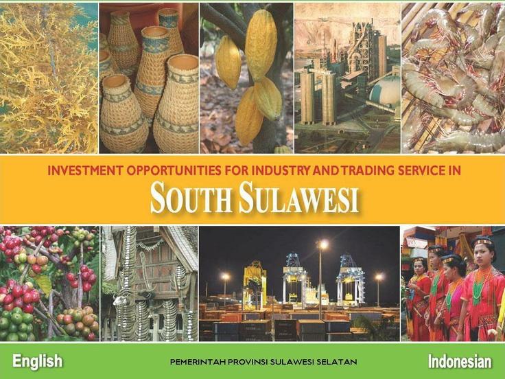CD Profil Investasi Provinsi Sulawesi Selatan (cover page)