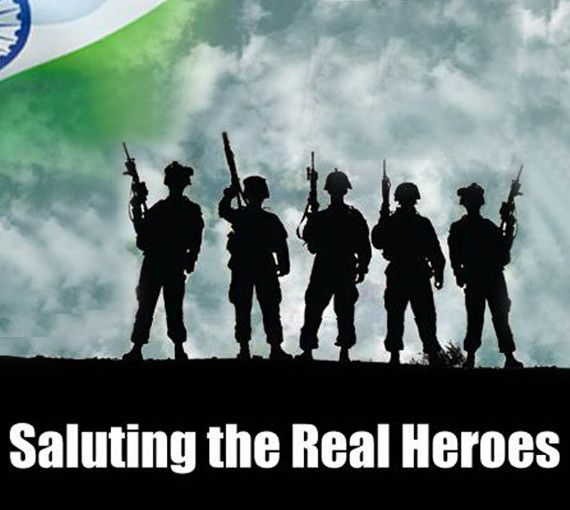 #Freedom Of #Speech by #IndianSoliders