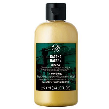 shampooing banane