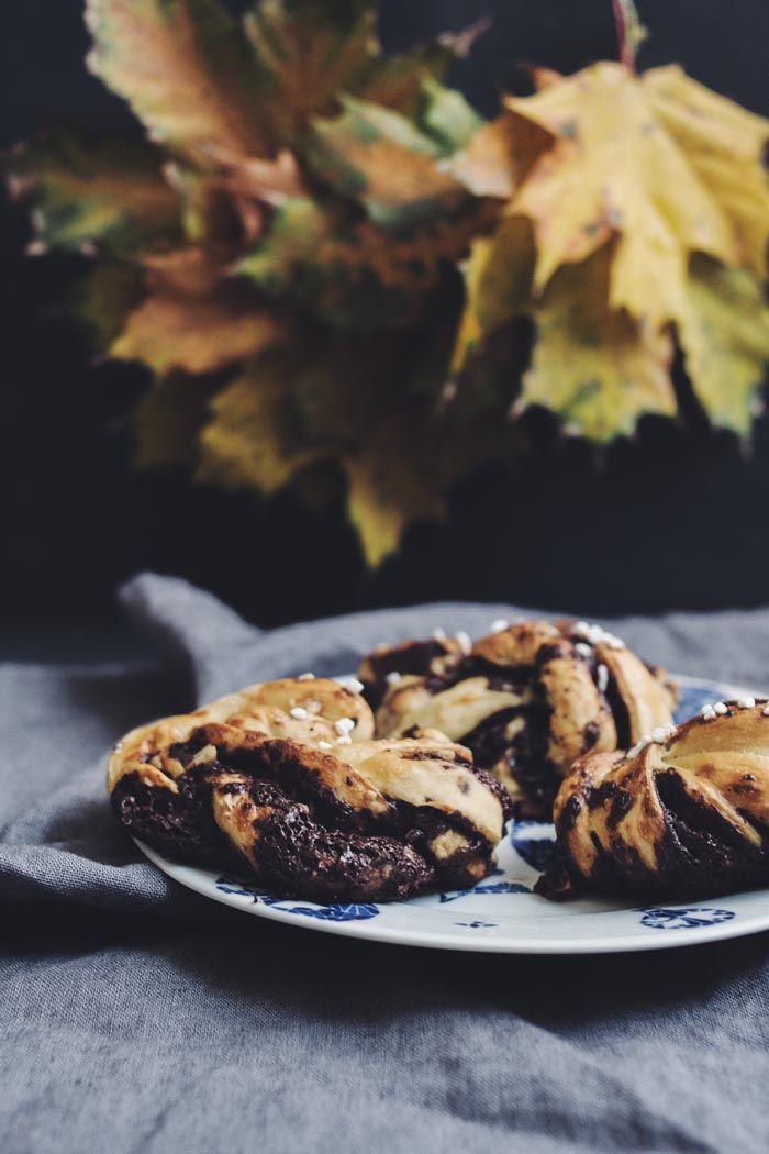 Schokoschnecken | Chocolate Swirl Buns (www.juli-gold.de)