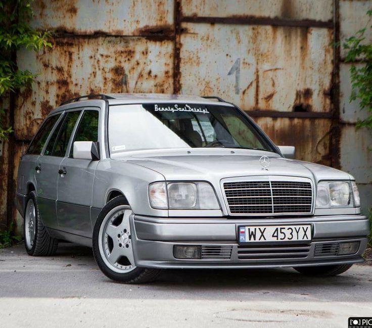 Mercedes w124 e class amg e36