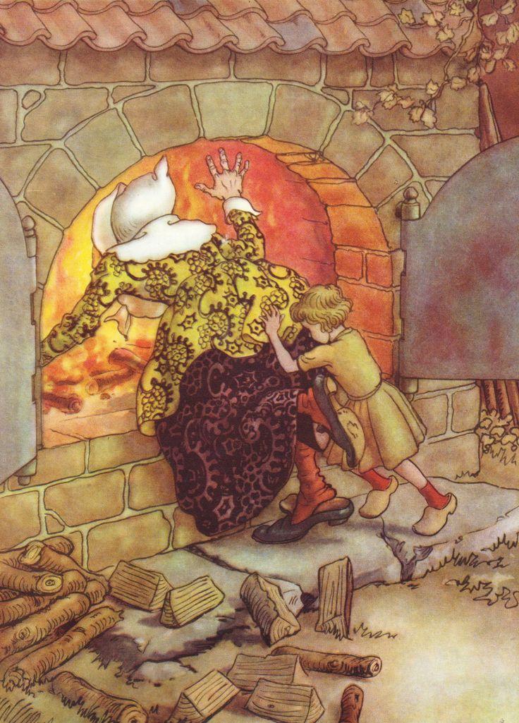 Hans en Grietje /Hansel and Gretel