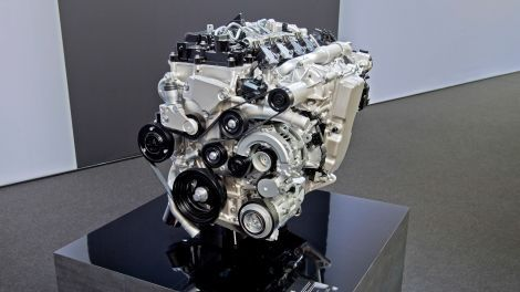 I Drove Mazda's Holy Grail Of Gasoline Engines And It Was Incredibly Impressive | In theory,  Mazda's new SKYACTIV-X prototype engine could prove the internal combustion engine has a lot of life left in it, boasting diesel-like fuel economy in a gasoline motor that produces low emissions. But how does it work in practice? I was lucky enough to be able to drive a prototype through the streets of Frankfurt. Here's what I learned.