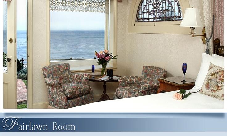 Seven Gables Inn Monterey Bay