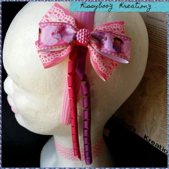 In the process of making more headbands here's the first of soo many more new styles coming to my fb page
