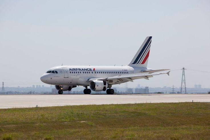 Air France mantendrá el 20% de aviones en tierra por huelga