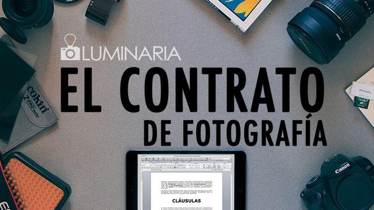 Contrato de Fotografía