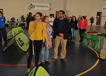 Hoje foi Dia do Andebol nas Olisipíadas de Lisboa
