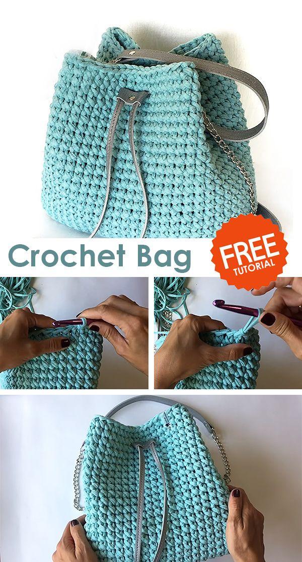 Crochet Bag / Sack