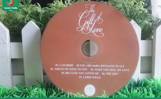 JASA CETAK CD/VCD/DVD PALEMBANG