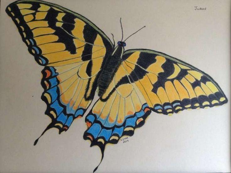 Lynne's Art - Butterfly
