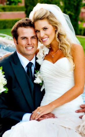 Carrie Prejean & Kyle Boller: Celebrity Weddings