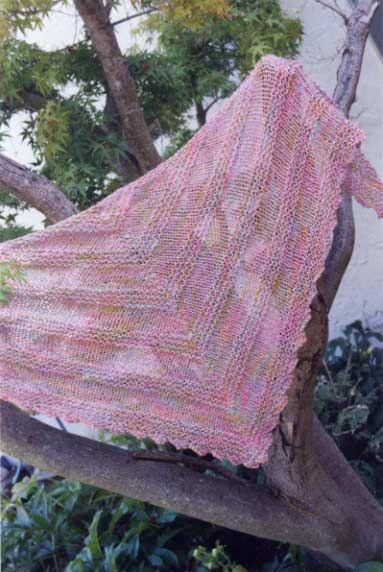Knitting Daily Free Prayer Shawl Patterns