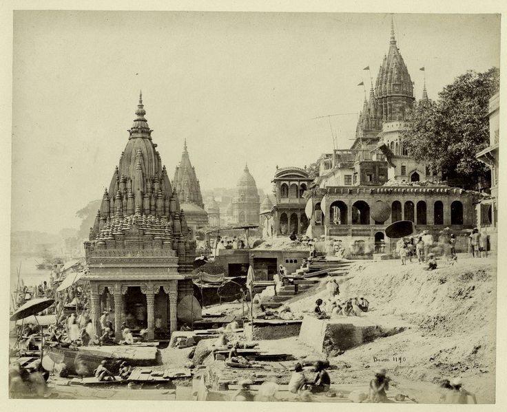 Ghats of Benaras