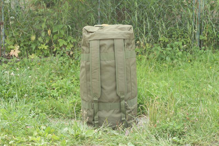 Army cestovná taška s objemom ca. 83 litrov vhodná na cestovanie, rôzne športové aktivity a iné. http://www.armyoriginal.sk/1741/110204/cestovna-taska-olivova-surplus.html