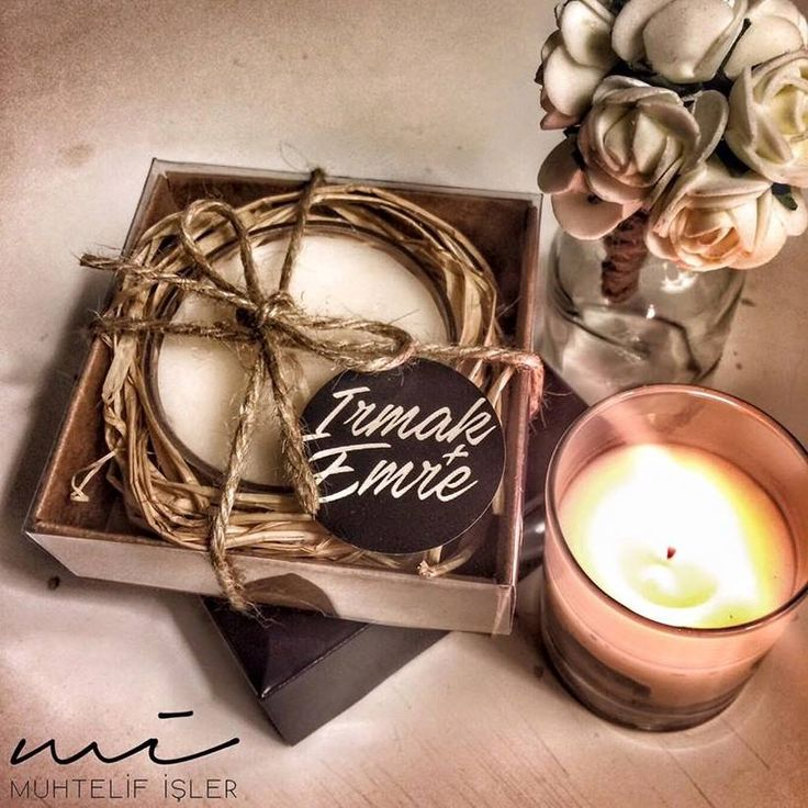 """""""Beni anlamaya ve kalbinde saklamaya çalış.."""" #franzkafka #muhtelifisler #mum #candle #kapsülmum #hediyelik #düğünhediyesi #davetiye #düğündavetiyesi #nikahsekeri"""