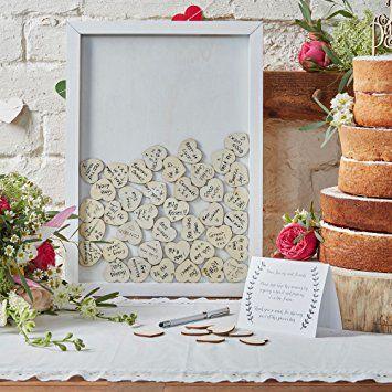 Gästebuch Alternative zur Hochzeit im Boho-Stil: Amazon.de: Küche & Haushalt