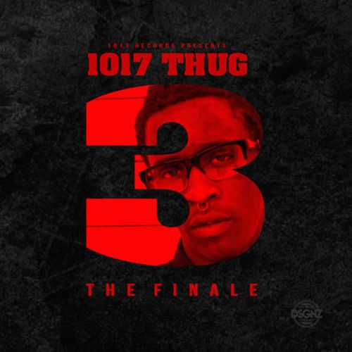 "Young Thug's ""1017 Thug 3: The Finale""  (Mixtape) CD"