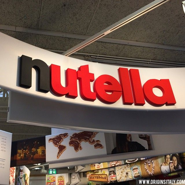 Nutella Bar @ #EXPO2015 #MILANO! ORIGINS ITALY www.originsitaly.com #originsitaly #Italia #Italy #italie #italian #instamilano #Eataly #nutella #nutellabar #expo #milan #expomilan #expomilano #ig_italia_expo2015 #Lombardia #Lombardia #genealogia #genealogy #food #italia365 #cibo #bar #eat #eatalyusa