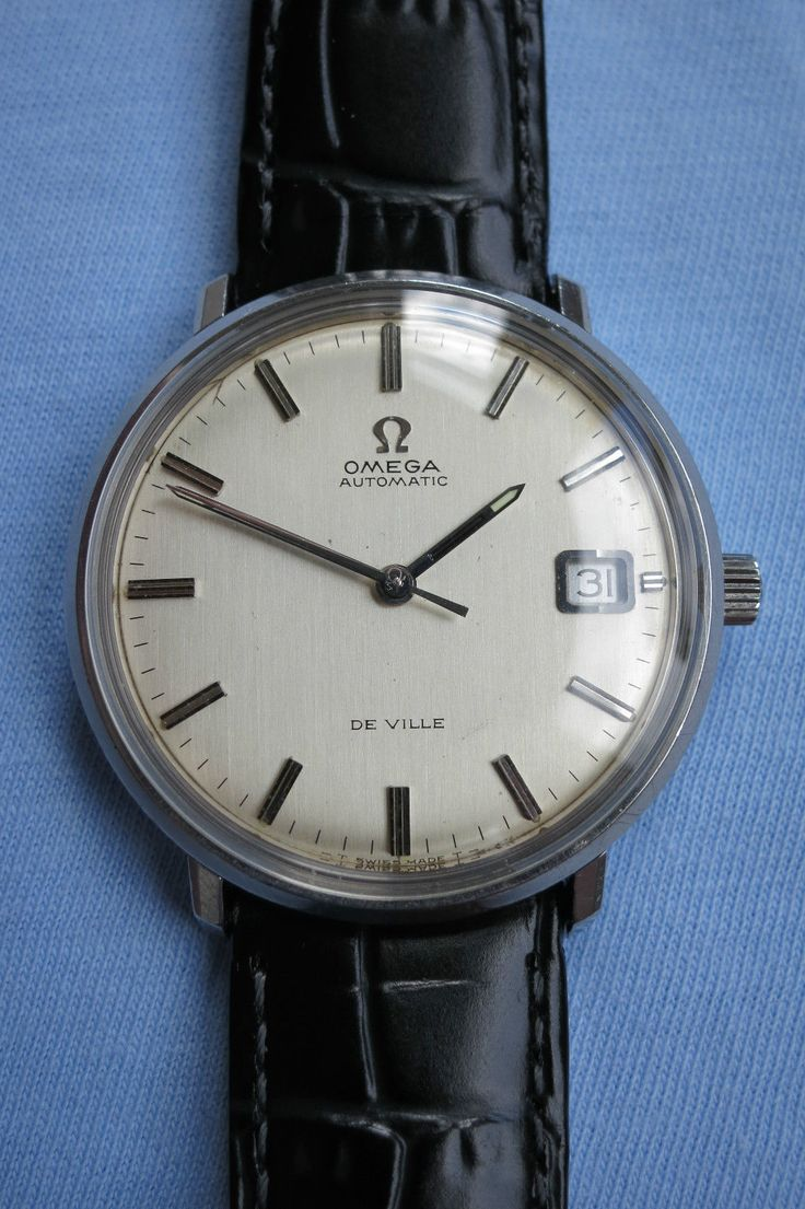 Omega DeVille Automatic Watch - 166.033 - Cal. 565
