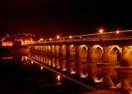 The Old Bridge at Night, Bideford  (England)
