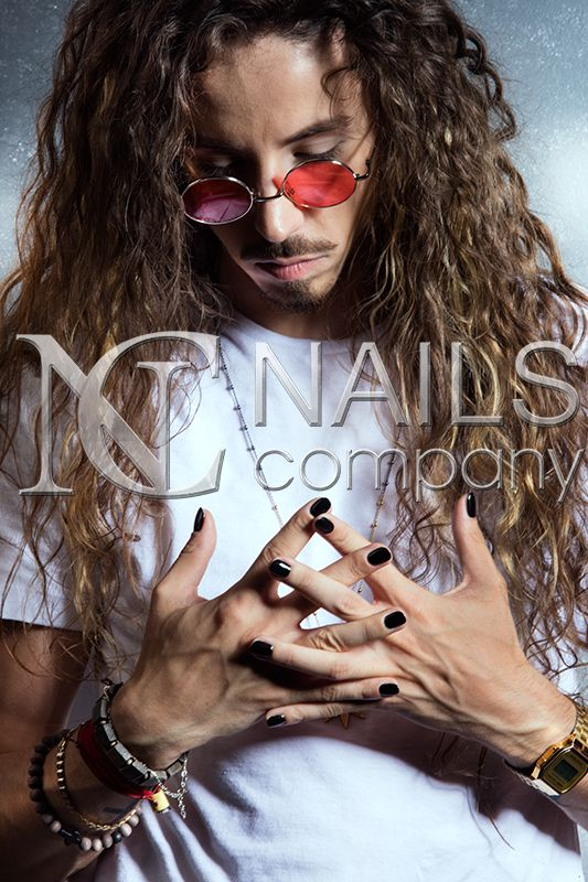 Michał Szpak for Nails Company - Autumn/Winter Collection