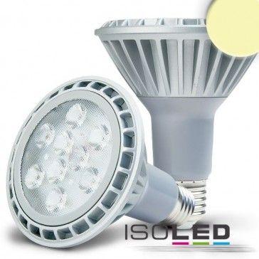 LED PAR30, E27, 230V, 11W, 30°, warmweiss, dimmbar / LED24-LED Shop