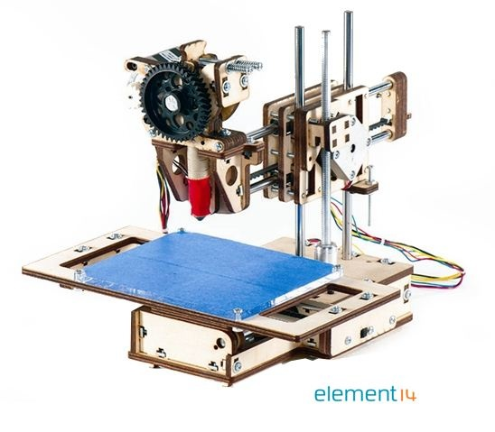Printrbot Jr. 3D Printer (Assembled). Enroll in our Roadtest series to try this product for FREE!