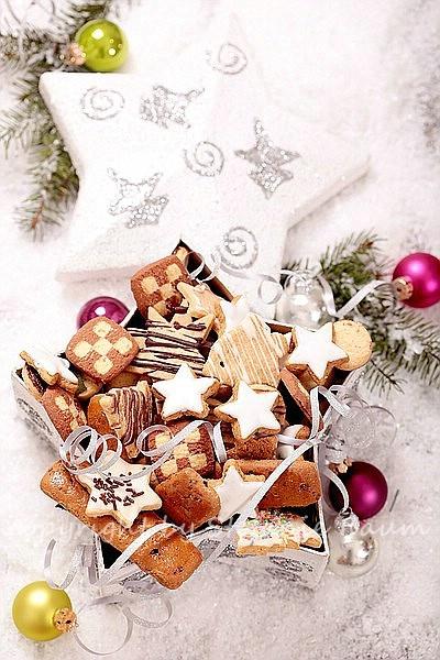 Blogpost auf Mama wann gibts essen???  Weihnachtsplätzchen und andre Geschenke