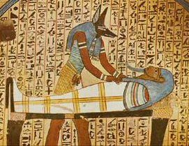 cool website for kids about Egyptian Mummies links to Mummy Games & Activities