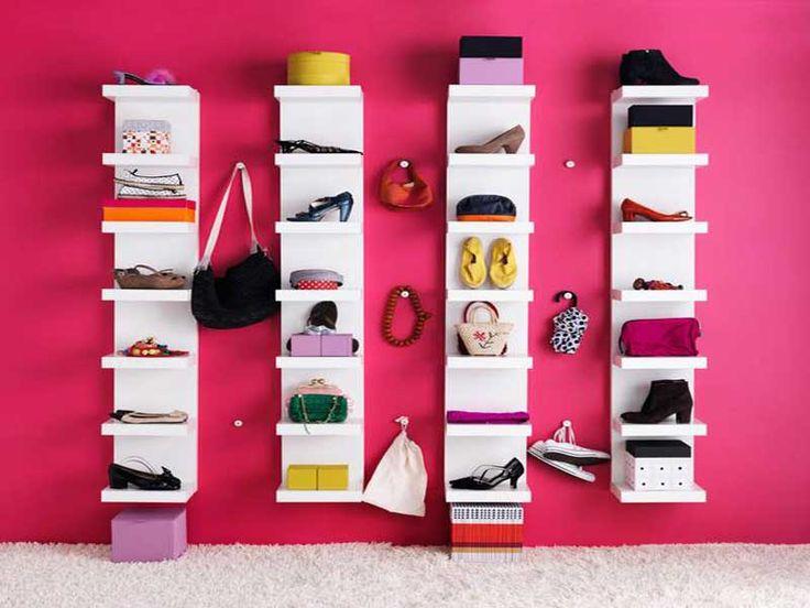 47 fantastiche immagini su scarpiera su pinterest mobili - Scatole scarpe ikea ...
