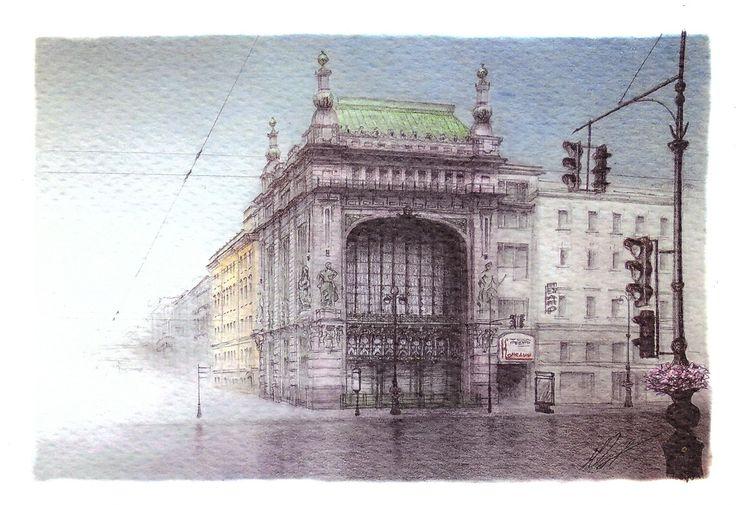 Eliseeff Emporium, St Petersburg, 2016/07/26