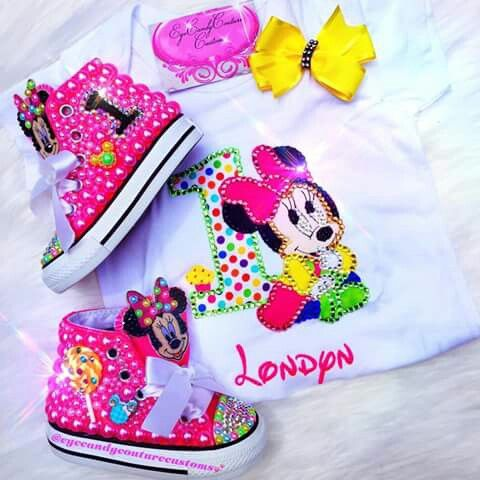 Cool trainers.