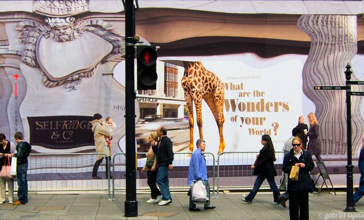 Wonders of your world (London)
