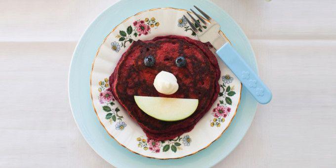 I Quit Sugar - Face Plant Pancakes