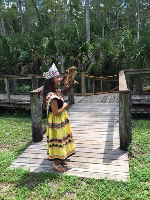 by Ah-Tah-Thi-Ki Seminole Museum