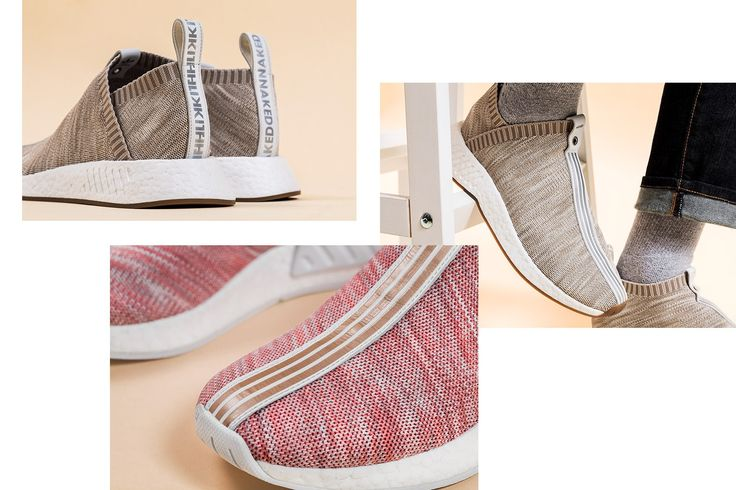 27 mejor Kith x desnuda x Adidas NMD CS2 imágenes en Pinterest adidas