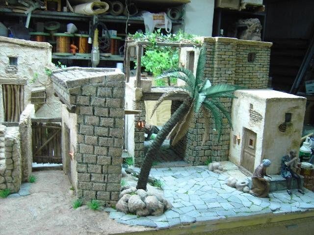 Foro de belenismo paso a paso dedicado a j david for Foro casas de madera