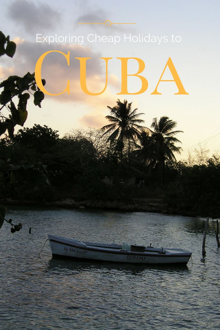 Cuba Travel Features - Exploring Cheap Holidays to Cuba ... See more @gr8traveltips
