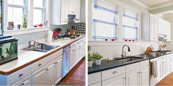 17 best images about farmhouse kitchen on pinterest farm for Kitchen upgrades on a budget