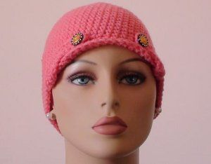 Hat - This crochet hat pattern is not only great for Cancer patients ...
