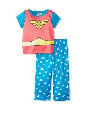 56% OFF Kid's Wonder Woman Baby Pajama Set (Assorted)