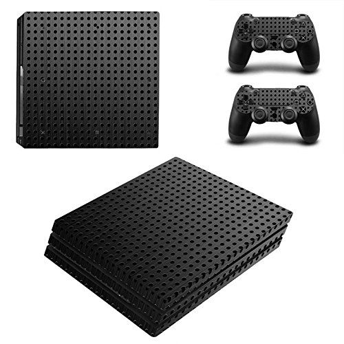 Zhhlaixing Sticker Vinyl Decal Cover fur PlayStatio PS4 Pro Console+Controllers