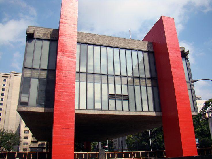 Galeria de Clássicos da Arquitetura: MASP / Lina Bo Bardi - 14