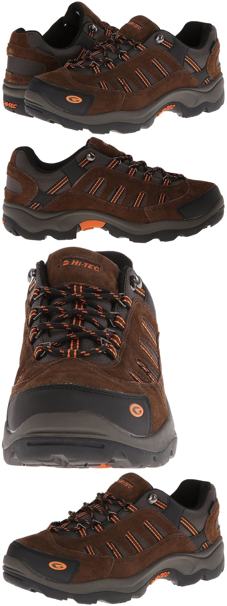 Mens 181392: Hi-Tec Men Size 8 Chocolate Brown Bandera Low Waterproof Hiking Boots Free Ship -> BUY IT NOW ONLY: $44.99 on eBay!