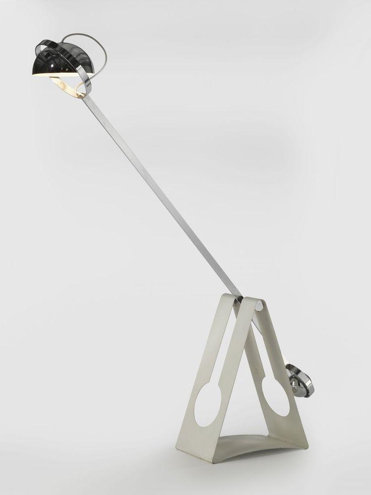 Sabine Charoy  Floor Lamp, 1969  Edition Verre Lumiere