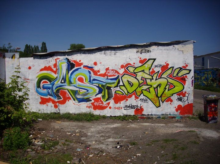 throwback #gast13 #deks195 #graff #love