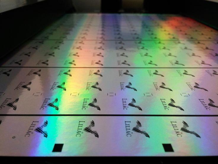 Eltronis Hologram Label